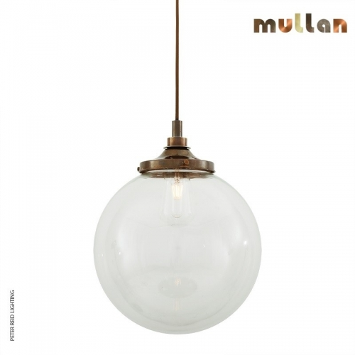 Laguna Pendant Light 35cm IP44 by Mullan Lighting