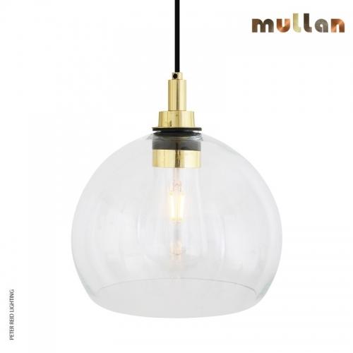 Leith Pendant 25cm IP65 by Mullan Lighting