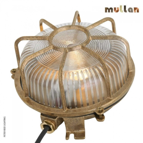 Pasha Ceiling Light IP64 by Mullan Lighting