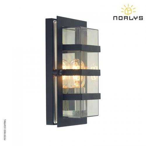 Boden Black Clear by Norlys