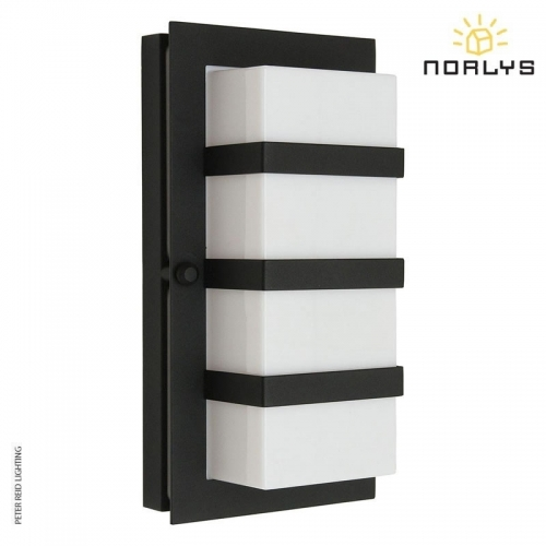 Boden Black Opal Glass by Norlys