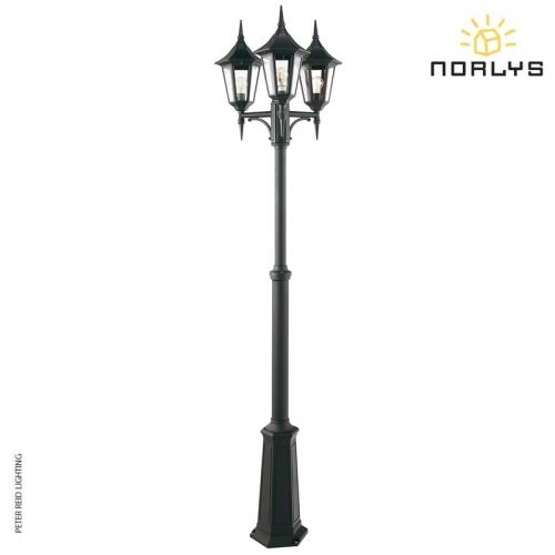 Valencia V7 Black by Norlys
