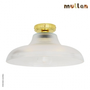 Aquarius Ceiling Light 40cm IP65 by Mullan Lighting
