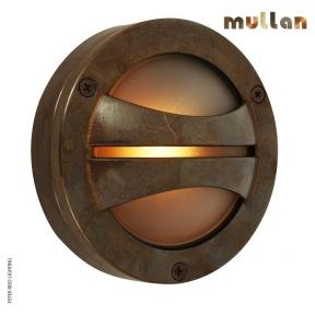 Seri Semi Flush Wall Light 14cm IP54 by Mullan Lighting
