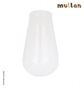 Mullan Waterproof Glass Lamp Shade Replacement