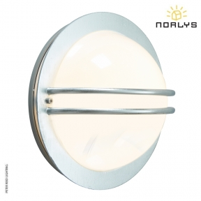 Bremen Galvanized Bulkhead Light by Norlys