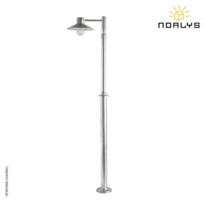 Lund 5 Galvanized by Norlys