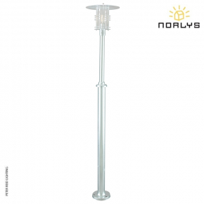 Stockholm ST5/G Galvanized by Norlys