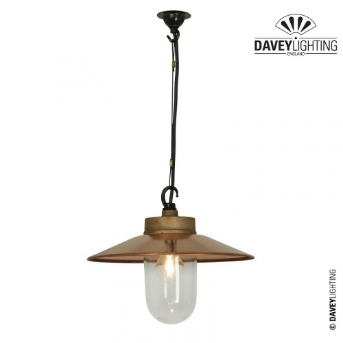 Ceiling Pendant 7680 Bronze/Copper by Davey Lighting