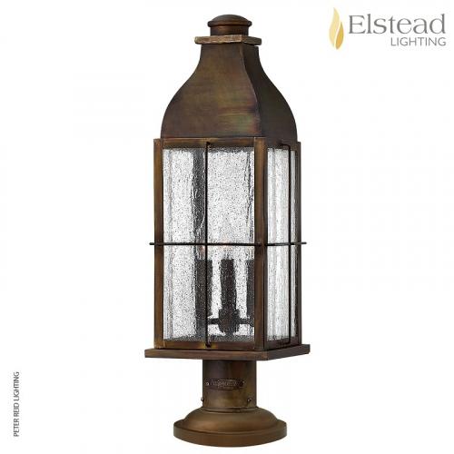 Bingham Pedestal Lantern