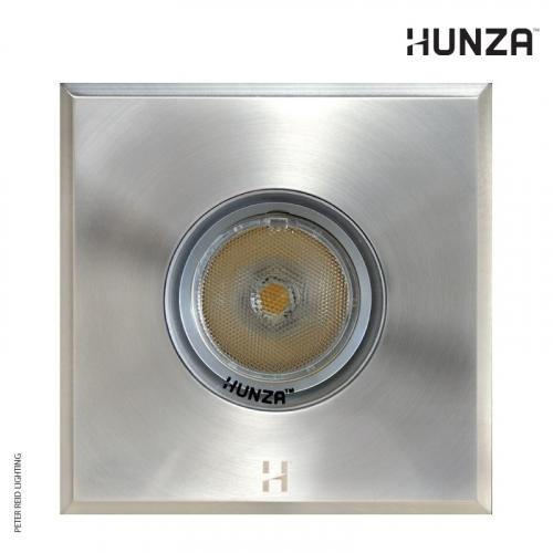 Hunza Floor Light Spot Square PURE LED
