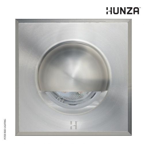 Hunza Step Light Solid Eyelid Square GU10
