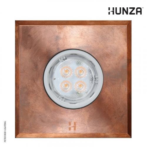 Hunza Step Light Square GU10