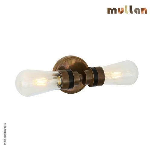 Ara Bathroom Wall Light IP65 by Mullan Lighting