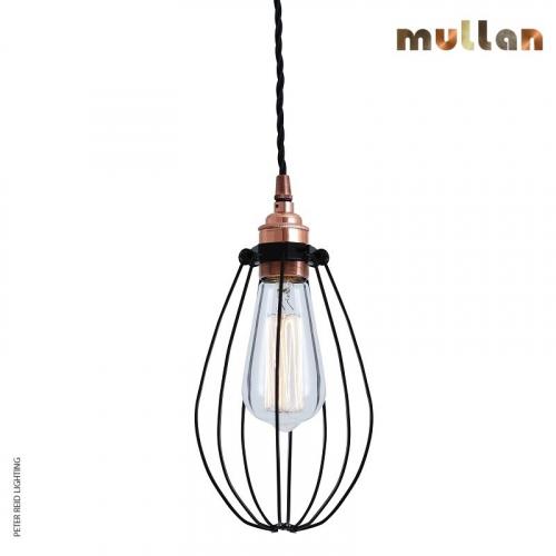 Abuja Pendant Light by Mullan Lighting