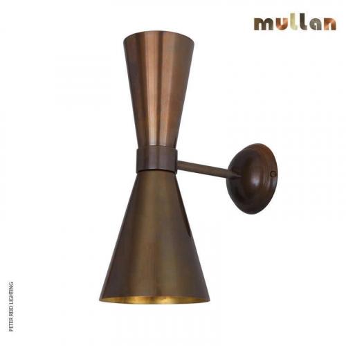 Amias Wall Light by Mullan Lighting