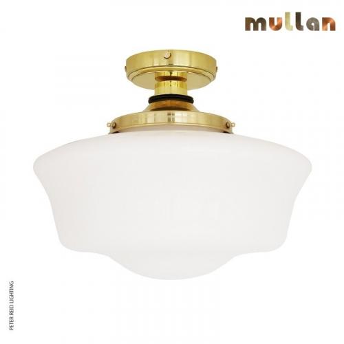Anath Bathroom Ceiling Light IP44 by Mullan Lighting