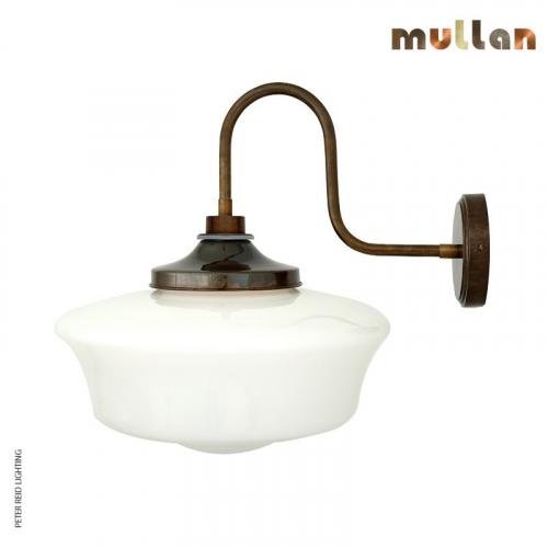 Anath Swan Neck Bathroom Wall Light IP44 by Mullan Lighting