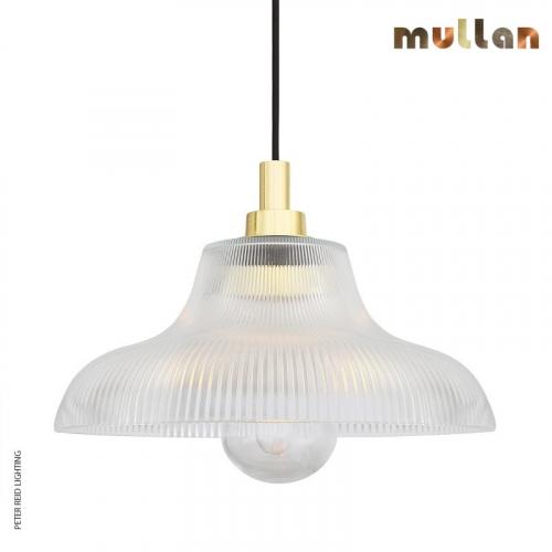 Aquarius Bathroom Pendant Light 30cm IP65 by Mullan Lighting