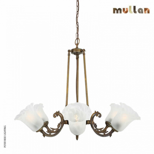 Ashbourne Chandelier by Mullan Lighting