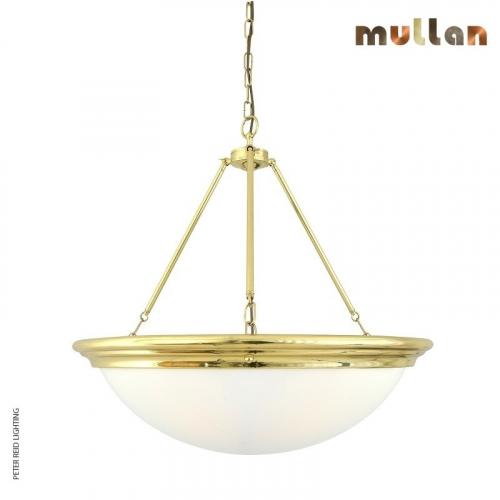 Athlone Pendant Chandelier by Mullan Lighting