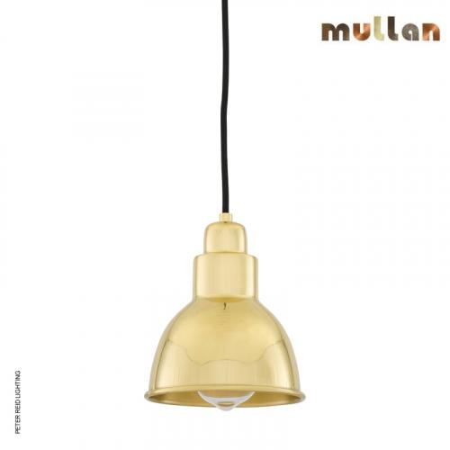 Baku Pendant by Mullan Lighting