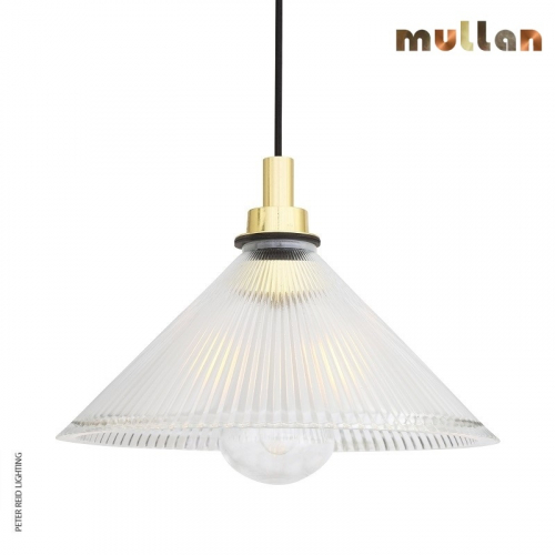 Beck Bathroom Pendant Light IP65 by Mullan Lighting