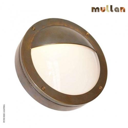 Begawan Wall Light 27cm IP54 by Mullan Lighting