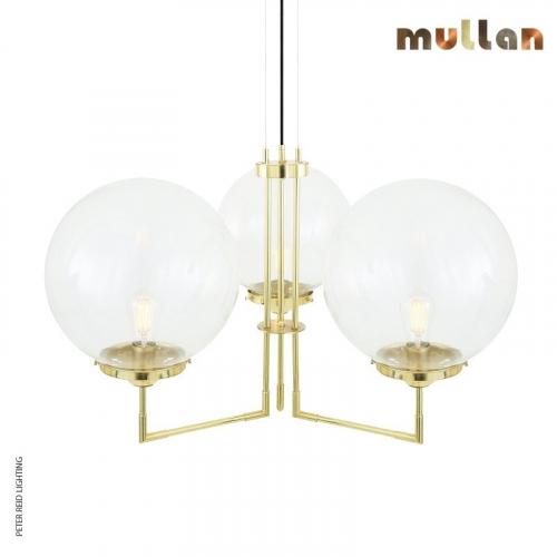 Bellavary Chandelier by Mullan Lighting