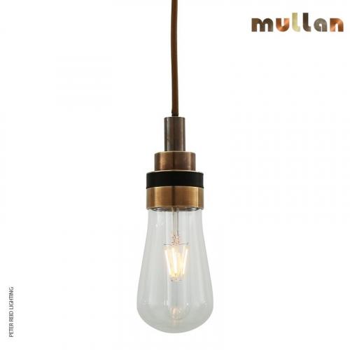 Bo Pendant Light IP65 by Mullan Lighting