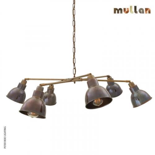 Bridgetown Contemporary Chandelier by Mullan Lighting