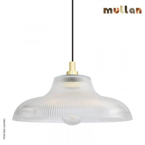 Aquarius Bathroom Pendant Light 40cm IP65 by Mullan Lighting