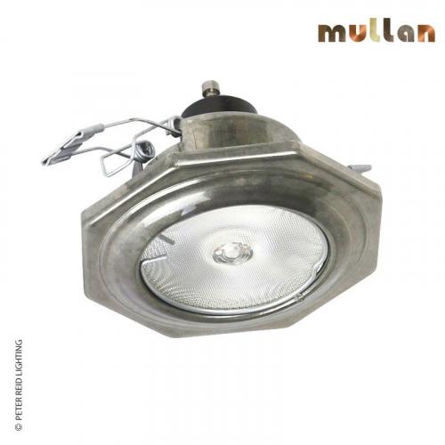 Palmanova Brass Recessed Spot Light by Mullan Lighting