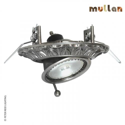 Male Recessed Adjustable Decorative Spot Light by Mullan Lighting
