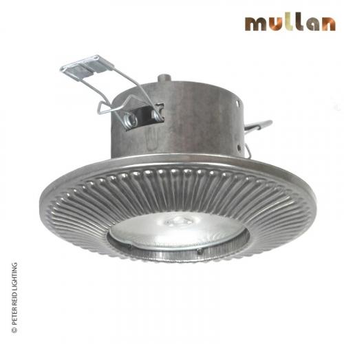 Penh Recessed Decorative Brass Spot Light by Mullan Lighting
