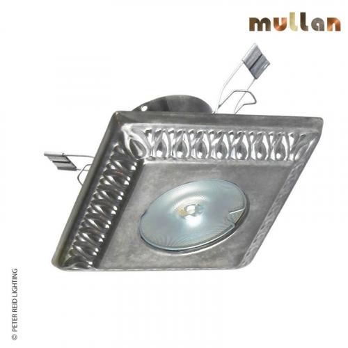 Vaduz Recessed Decorative Spot Light by Mullan Lighting