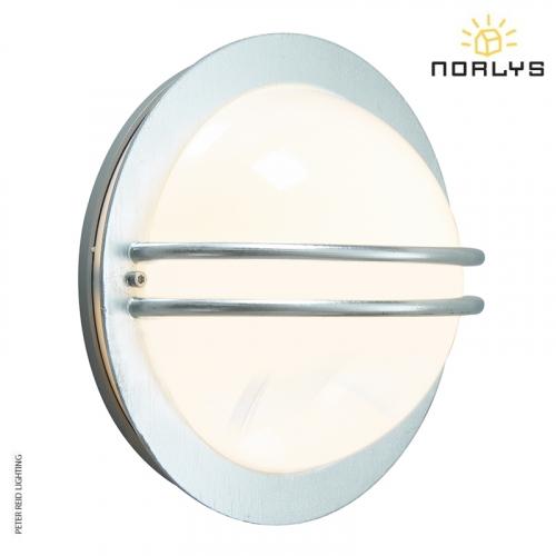 Bremen Galvanized Bulkhead Light by Norlys
