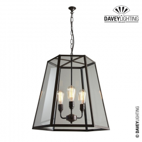 Hex Extra Large Pendant 7651/XL by Davey Lighting