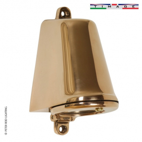 Masthead LED Light 2950PB Polished Bronze by Timage